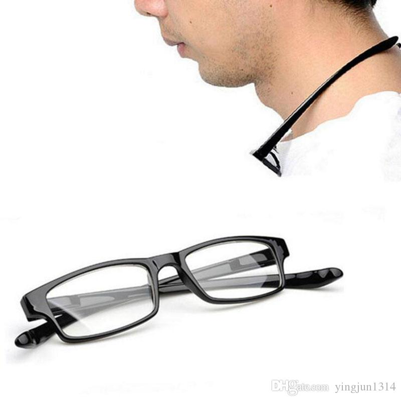 Moda cabestro Ultraligero 1,0 2,0 3,0 3,5 4,0 Leer Gafas Hombres Mujeres Anti-fatiga HD lente de la resina de los vidrios de lectura