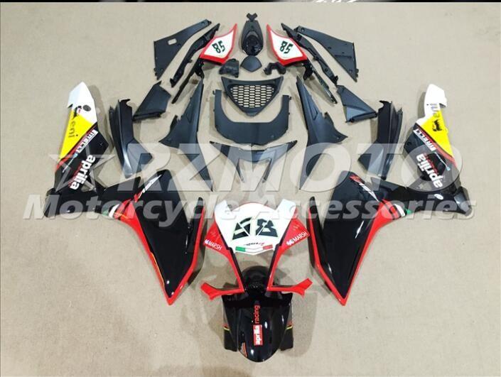3 ücretsiz hediye Aprilia RSV4 için Komple Fairings 1000 2009 2010 2011 2012 2013 2014 RSV4 1000 09 10 11 12 13 14 Kırmızı Siyah X126
