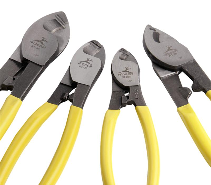 """Freeshipping 6""""/8""""/10""""/12"""" Cable Cutter Cutting Pliers For Cut Soft Copper Wire/PE IV Wire Cable Multitool Hand Tools"""