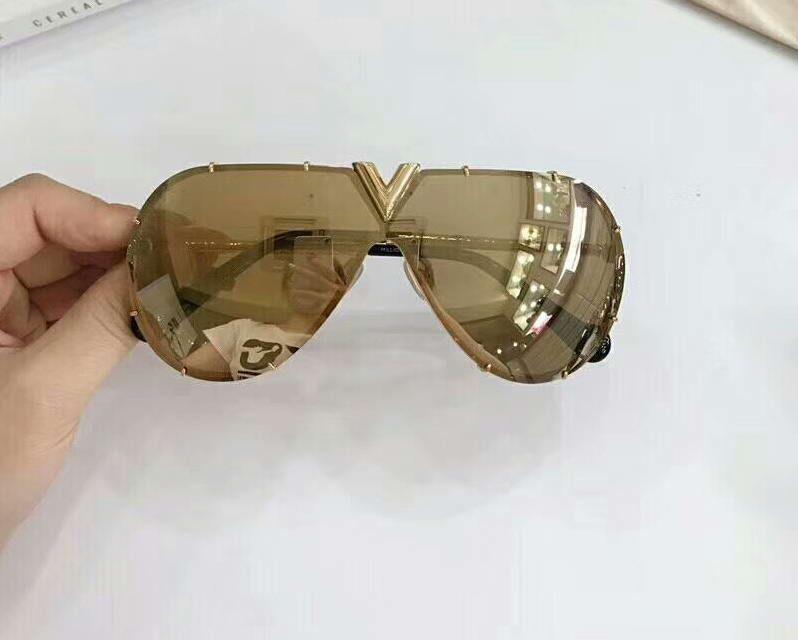 Lunettes de soleil pilotes Gold / Protection Lentilles UV400 avec Soleil pour lunettes Lunettes de soleil or 0898 New Hommes Sonnenbrille Box Nsrea
