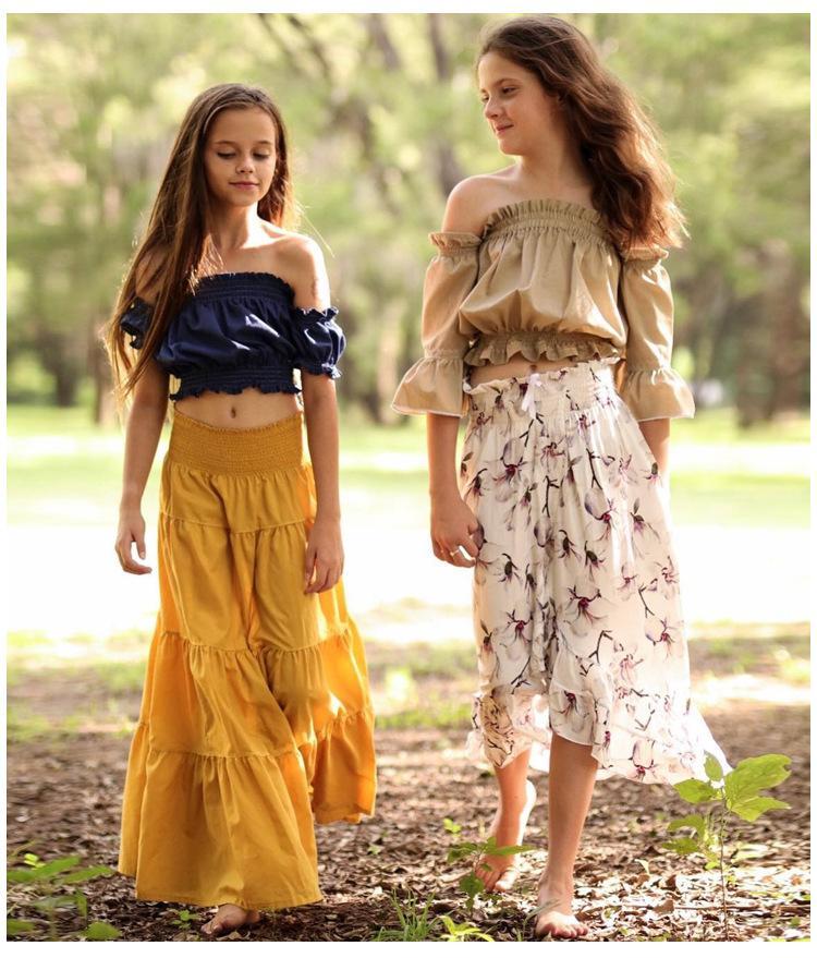 Détail bébé filles plissées tutu jupe mode longue fête robes boutique chute vêtements enfants boutique vêtements Halloween Cosplay de Noël