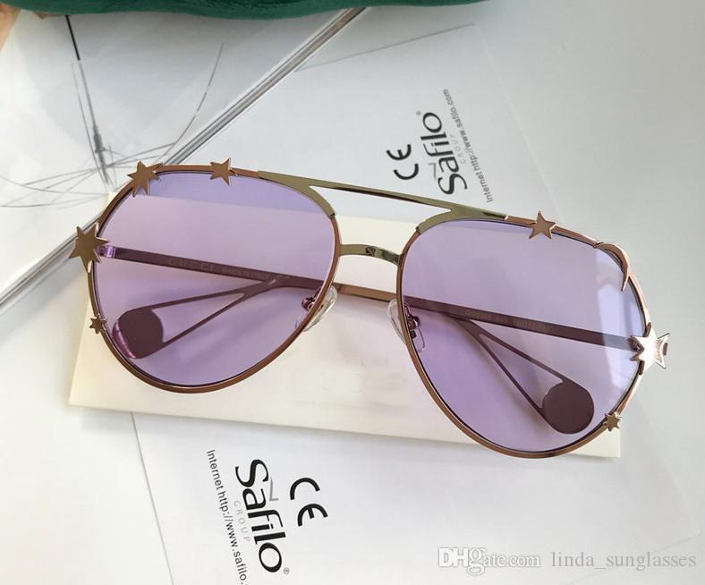 Square Fashion Sunglasses for Women with Package Free Shipping Sun Glasses Sunglasses 2018 New for Summer NUMGG180905-14