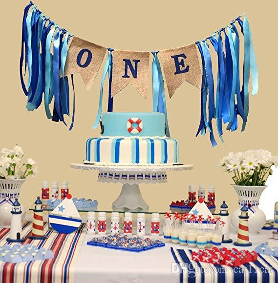 Fantastic 2020 1St Birthday Decorations Baby Boys First Birthday Banner Funny Birthday Cards Online Inifofree Goldxyz