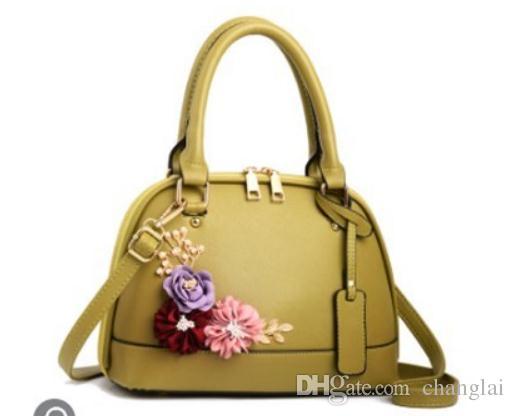 01 @ Ücretsiz gönderme 2018 yeni stil Kore moda kadın tek omuz çantası çapraz paketi Çanta