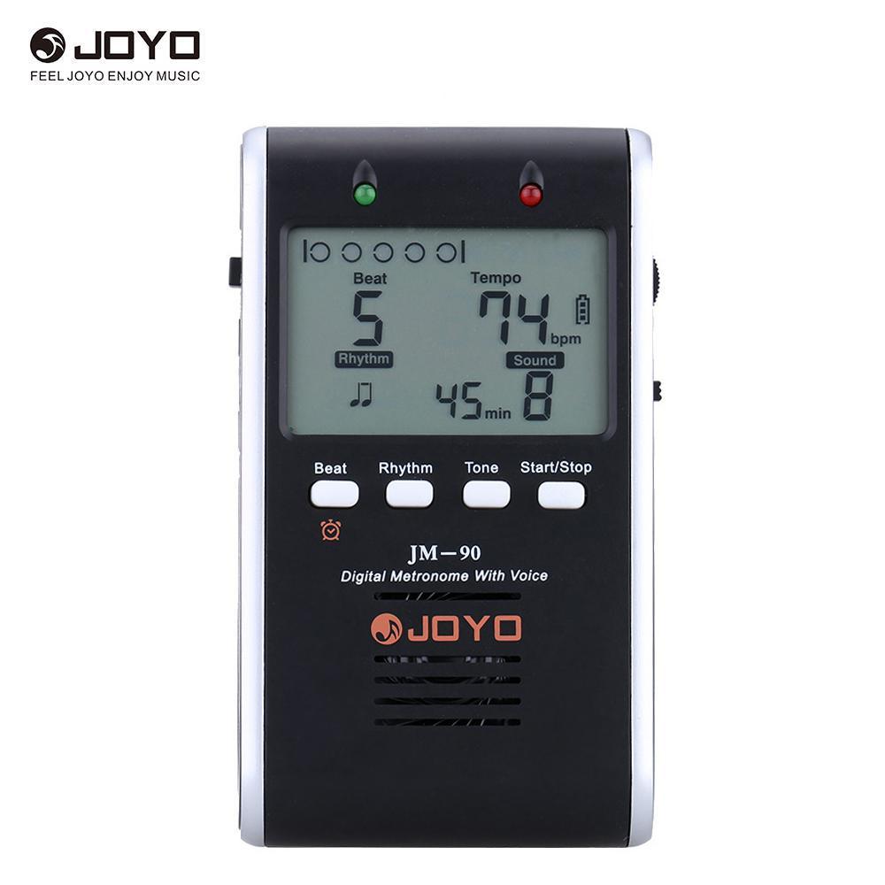 Joyo JM-90 Metronome Audio with Human Voices!