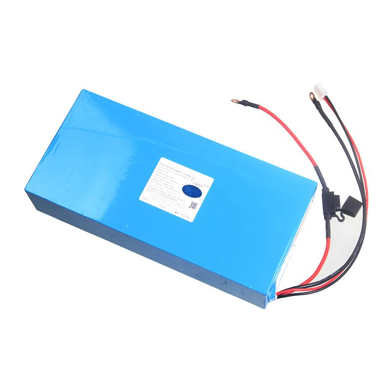48v 25ah lithium ion battery pack for ebike 1500W electric bike battery 48v 25ah for sale
