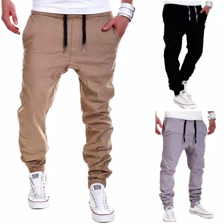 mens joggers 남성 HIPHOP 저지 가랑이 for 청바지 힙합 사우루엘 댄스 Baggy trouser pantalon 옴므 하렘 바지 남성