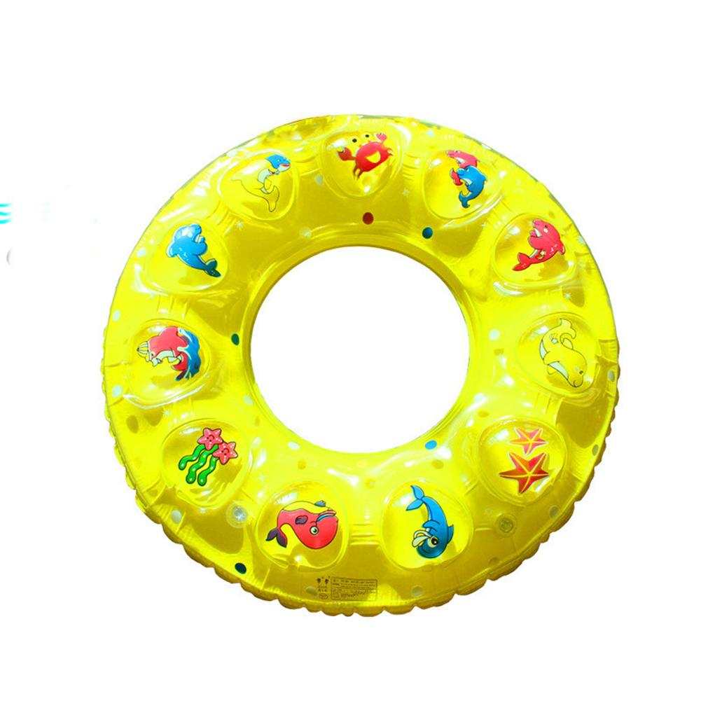 2016 neuester bunten Kind-Karikatur-Schwimmen-Ring Double Layer verdickte Baby-Schwimmen-Schutz