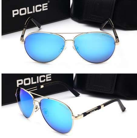 POLICER gafas de sol de las mujeres gafas de sol polarizadas gafas 2018 personalidad masculina controlador Trendsetter podría conducir gafas de sol para los hombres