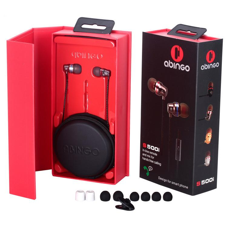 New Arrival High Quality Abingo S500i Wireless Headphones Bluetooth Earbuds Sport Bluetooth Headset With Stereo Voice Headphones With Microphone Noise Cancelling From Shangbrand 8 61 Dhgate Com