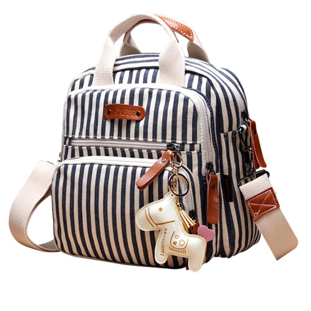 Новые стили детские пеленки сумка рюкзак для ухода за уходу за материнством туристический рюкзак подгузник смена коляскими коляскими орнаментами