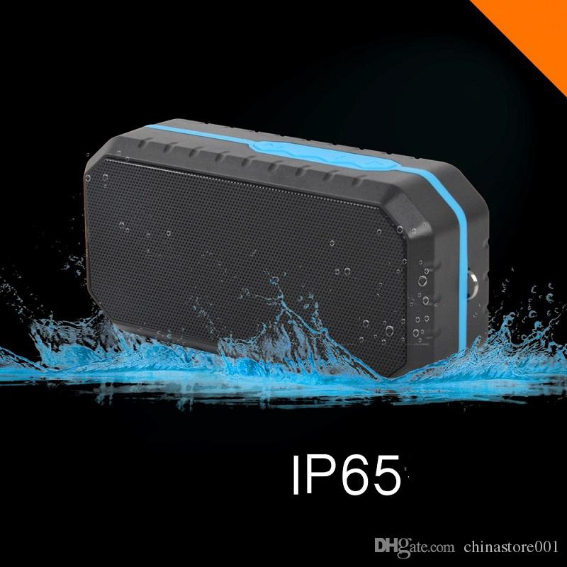 C6 Outdoor Waterproof Wireless Speaker 2018 Hot Sell Cheap Bluetooth HIFI MP3 Player Hiking Sports Portable Riding Music Players Big Sound