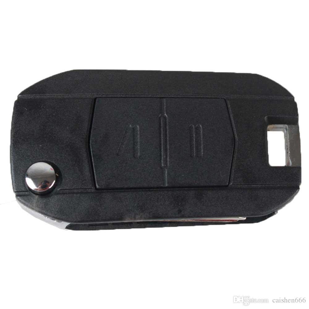 2BUTTONS REMOTE FOB FLIP KEY CASE UPGRADE FOR Car VAUXHALL OPEL CORSA C MERIVA COMBO