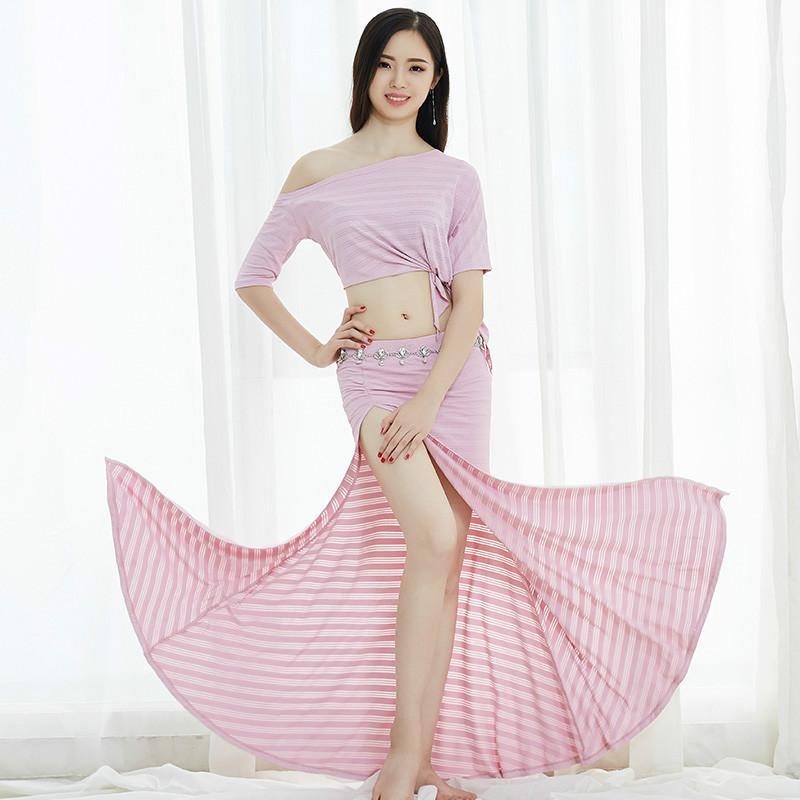 Robes de ventre pour femme, jupes à grande jupe, manches, manches et taille.
