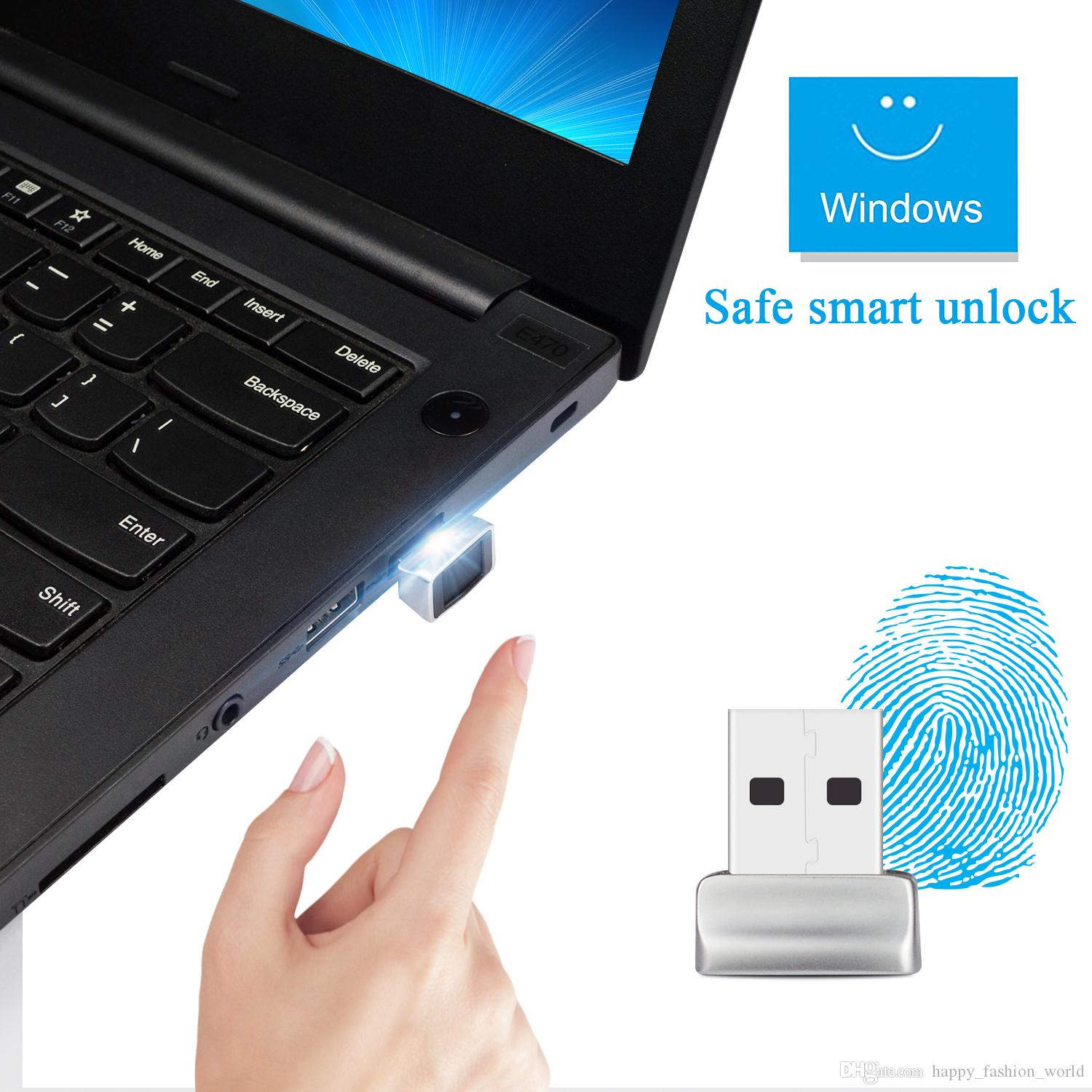 Usb Fingerprint Reader Windows 7 8 10 Hello Biometric Fingerprint Scanner Pc Dongle For Password Free File Encryption Convenience Compatib Best Pc Components Buy Computer Components From Happy Fashion World 14 07 Dhgate Com