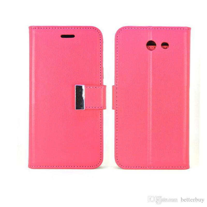 지갑 케이스 Iphone X 8 8Plus PU 가죽 케이스 Iphone7 7 플러스 OPP 가방에 대 한 카드 슬롯 사이드 포켓 핸드폰 케이스 최고 품질 새로운 뜨거운
