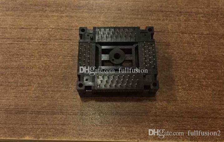 YAMAICHI IC TEST SOCKET IC201-0804-032P MQFP80PIN SOKETTA 0.8mm PITCH YANIK.