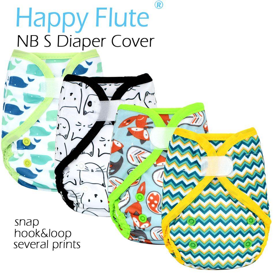 AIO 6pcs Lot THX Baby Cloth Diaper All in one 13 lbs fit Newborn