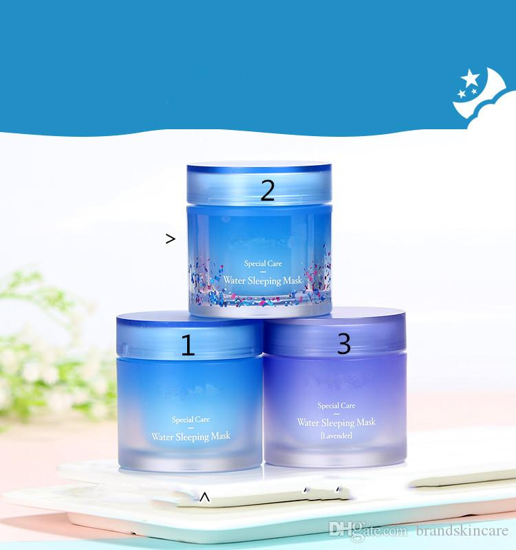 Nuova la lozione per la cura della pelle della cura della cura speciale per la cura dell'acqua della cura della pelle della cura della pelle di pernottamento della pelle 70ml DHL della crema di trasporto.