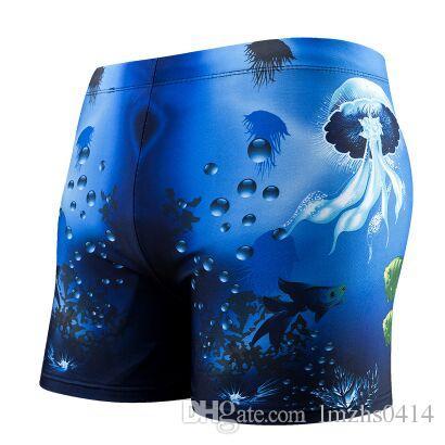 Спорт плавать боксер трусы нижние купальники пляжная одежда плюс размер 3D сексуальный мужчина плавать одежда, плавки, мужчины купальники пляжные шорты