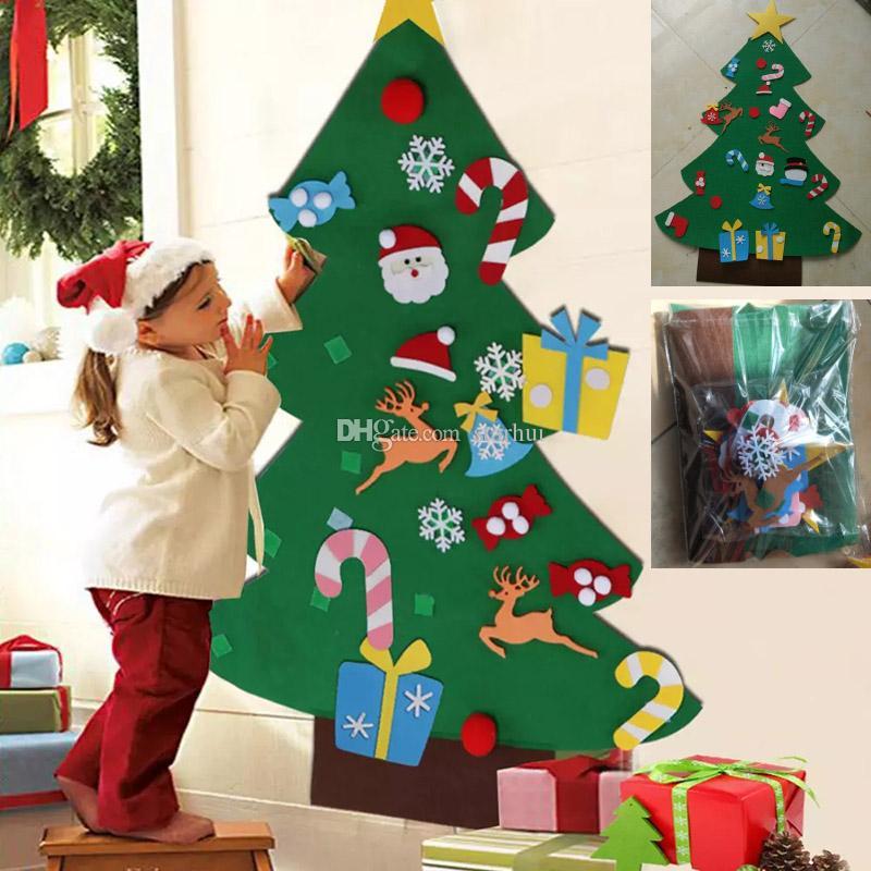 DIY는 크리스마스 선물 크리스마스 선물 크리스마스 선물 크리스마스 선물 크리스마스 선물 크리스마스 장식 아이들 매달려 크리스마스 장식 키즈 수동 액세서리 wx9-1042