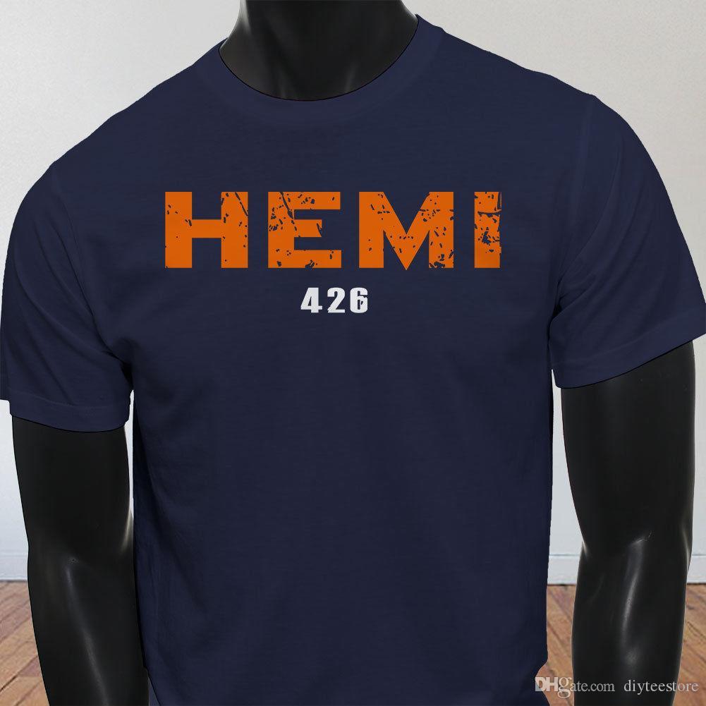 Mopar Hemi Powered Adult Short Sleeve T-Shirt