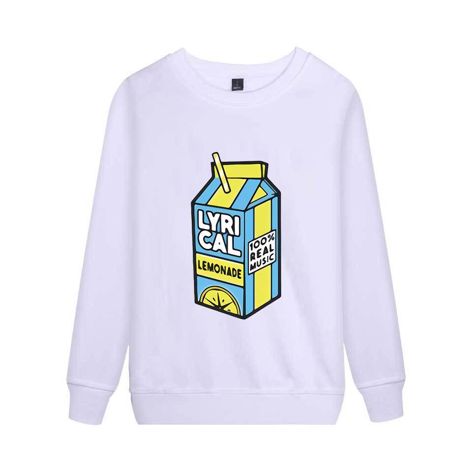 limonada lírica Sweatershirt con capucha divertida para la música Hombres / Mujeres con capucha Sweatershirt