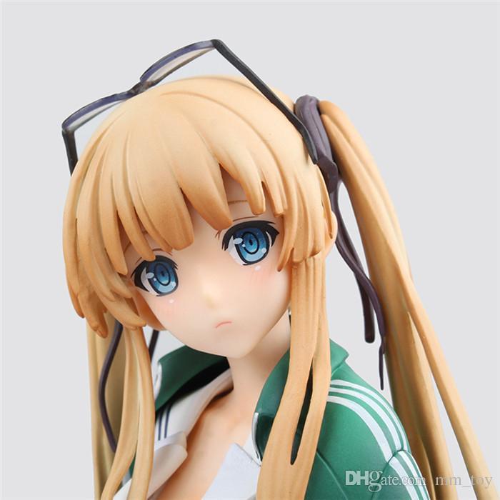 Hot Action Anime-Lily Atype égoïste adulte PVC Figure Collection Hobby Modèle Doll Toy meilleur cadeau