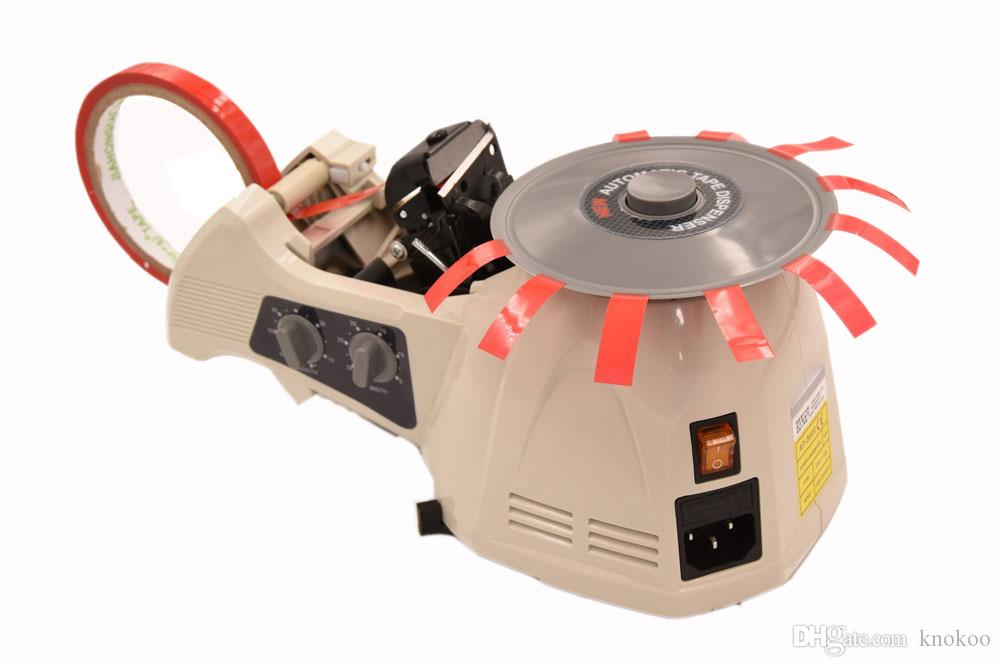 كهربائي لاصق التلقائي الشريط موزع آلة قطع القاطع RT-3000 طول 15-70mm