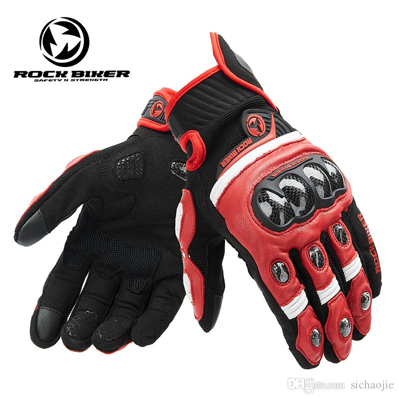 2018 new style Origial ROCK BIKER motorcycle gloves/knight race gloves/cycling off-road gloves/skiing gloves/sports Gloves 3 colors RBG027