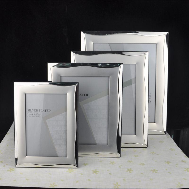 جودة عالية إطارات الصور إطار الصورة المعدنية عرض صورة للديكور المنزل MPF038