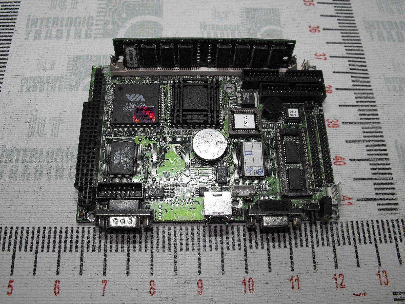 Доска ПКМ-4825 промышленного оборудования возбуждает.A1 03-1 PCM-4825L