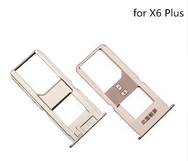 New SIM Card Tray Slot Holder Adapter for VIVO X6 X6plus,X7,X7plus Xplay5 Replacement Parts Repair Spare Part Phones Accessories