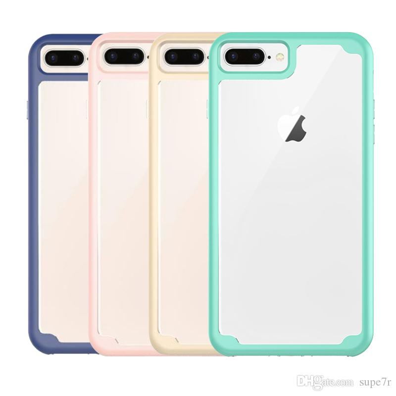 clear hard case iphone 8 plus