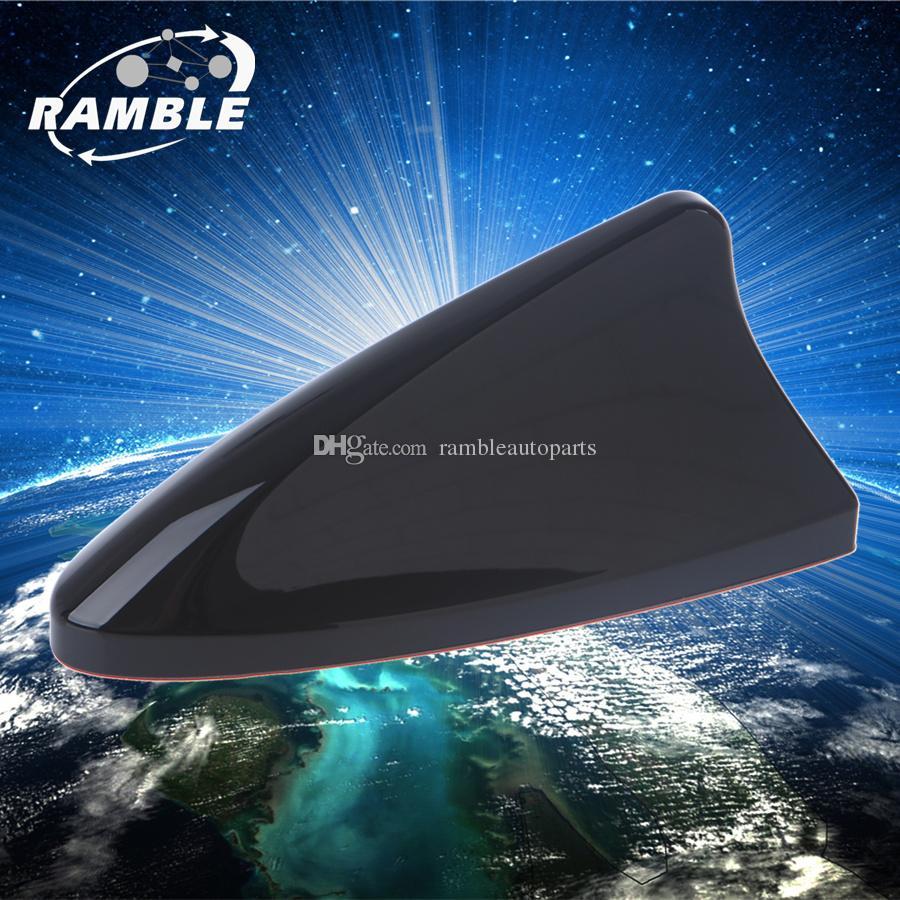 For Hyundai IX35 IX45 Antenna Shark Fin Styling Car Signal Radio Aerials Automobile Antena With 3M Stickers SUV Aerial