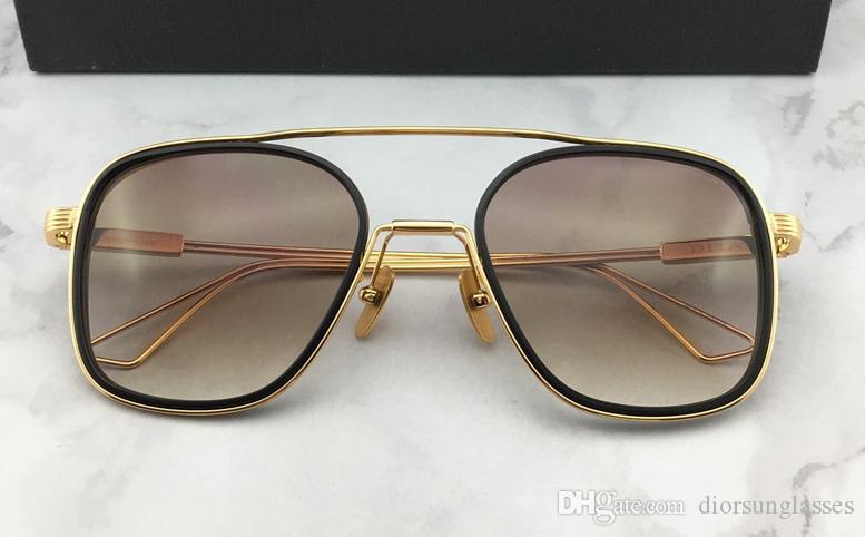 Paket Ücretsiz Kargo Güneş Gözlükleri Güneş gözlüğü 2018 Yeni Yaz NUMD180621-3 için olan kadınlar / Erkekler için Güneş