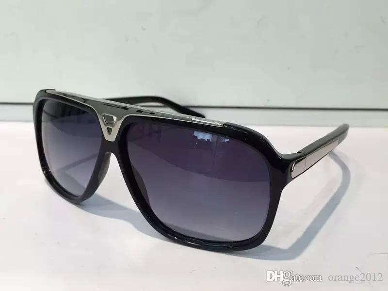 브랜드 명품 선글라스 고품질 금속 경첩 선글라스 남성 안경 여성 일이 케이스 및 상자 UV400 렌즈 남여 안경