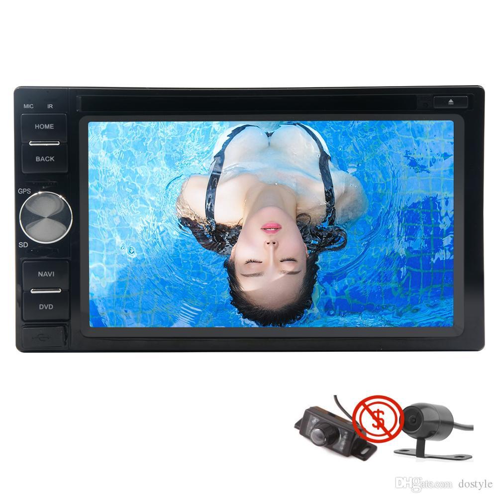 Eincar 안드로이드 7.1 Nougat Octa - 코어 범용 자동차 스타일링 더블 딘 2 Din Head Unit in Dash Car dvd Autoradio GPS 네비게이션 블루투스