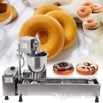 Máquina de fazer donut automática comercial Kolice, fabricante de filhós, fabricante de donut, donut fazendo máquina, donut fazendo máquina