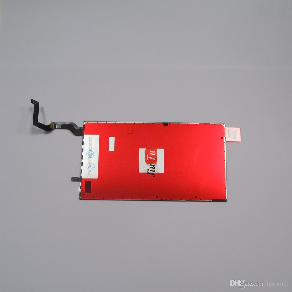 Lote por atacado display lcd screen display backlight placa de filme flex cable ribbon para iphone 8 p peças de reposição