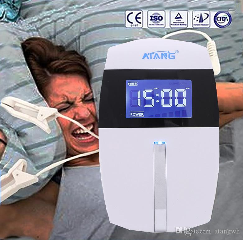 ATANG CES 장치 항우울제 부작용으로 불안 우울증 치료 불면증 CES 장치 도움 자