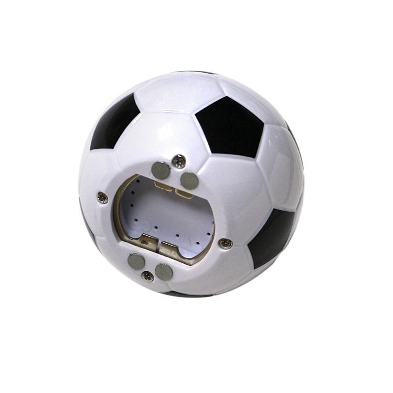 فتاحة زجاجات الموسيقى الإبداعية كرة القدم النمذجة التلقائي فتاحة زجاجات المغناطيسي فتاحة العلب