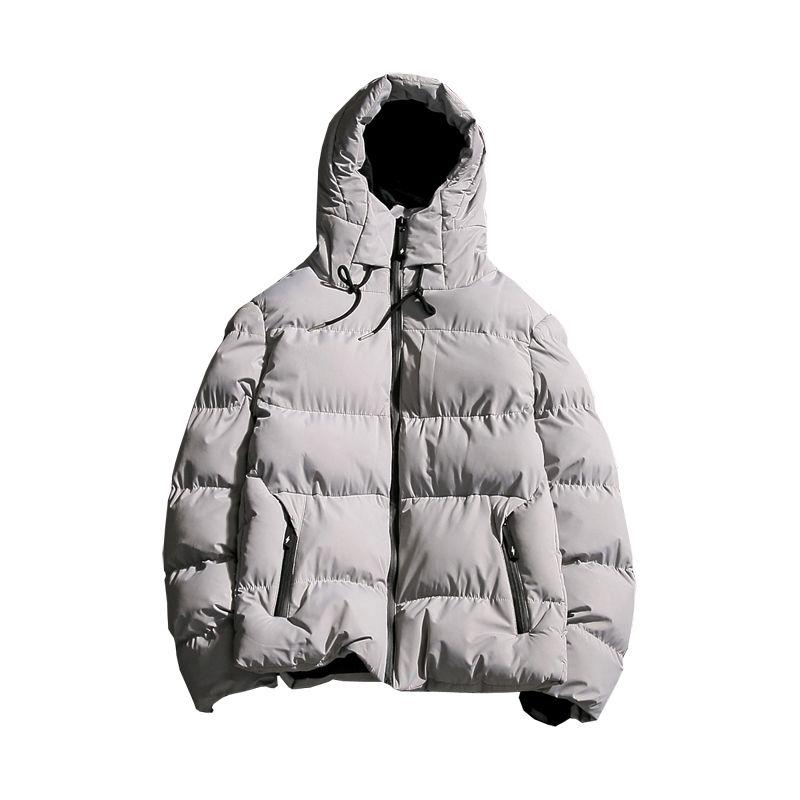 mens parka hiver hommes veste mâle à capuche parkas lumière Polyester Casual manteau chaud ropa de invierno para hombre plus la taille 5XL