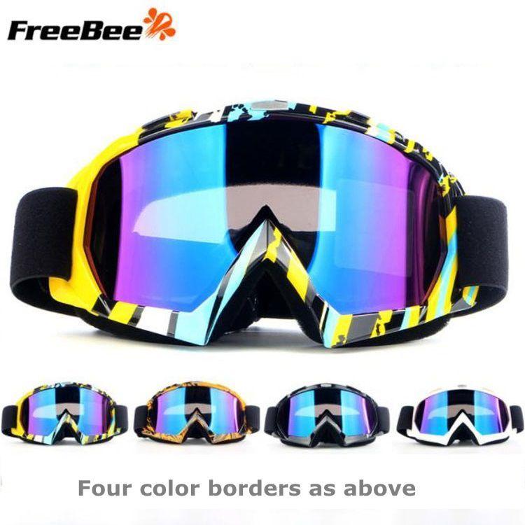 Atacado duplo óculos de esqui espelho de montanhismo anti-fog miopia ao ar livre profissional X600 óculos de esqui versão epacket frete grátis