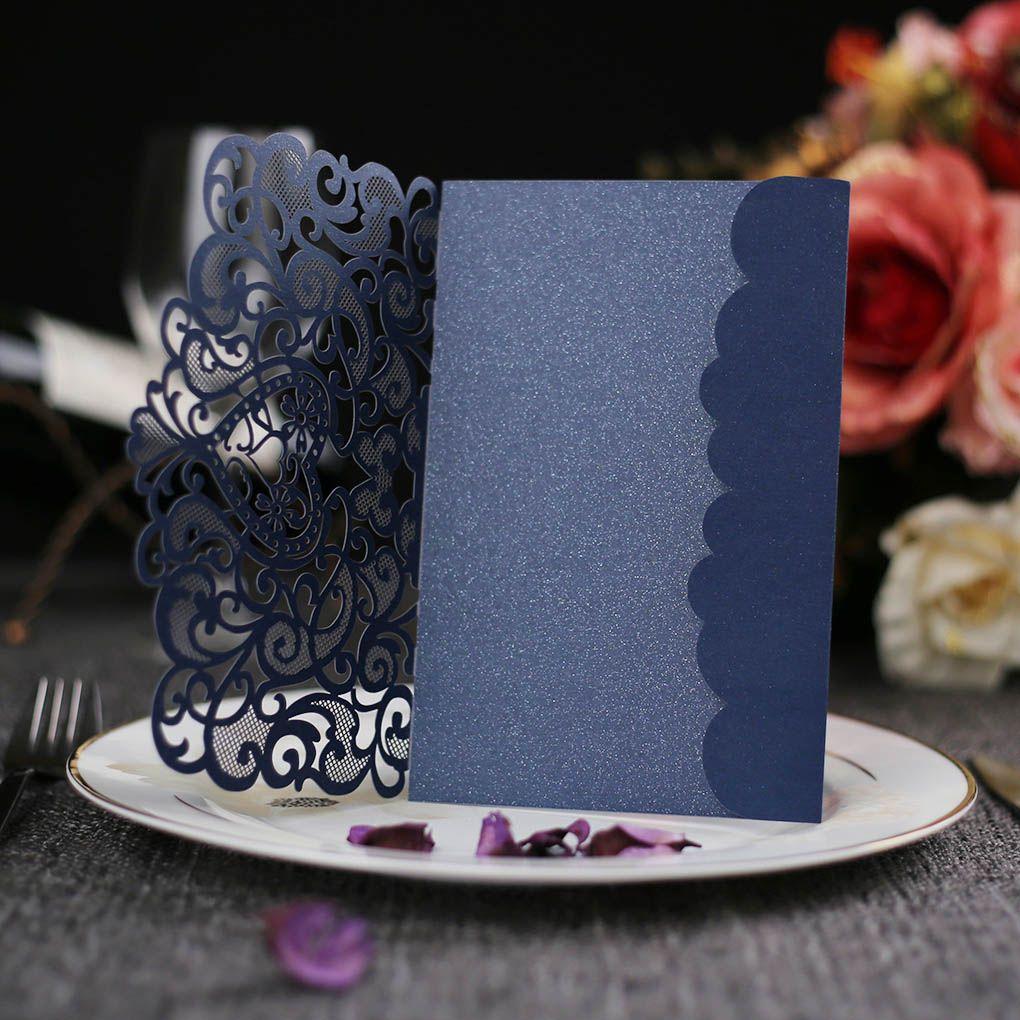 10pcs del cordón de invitación de la boda Dies Nuevo 2019 metálicas troqueles de corte Estampación y para la tarjeta que hace el arte Cut