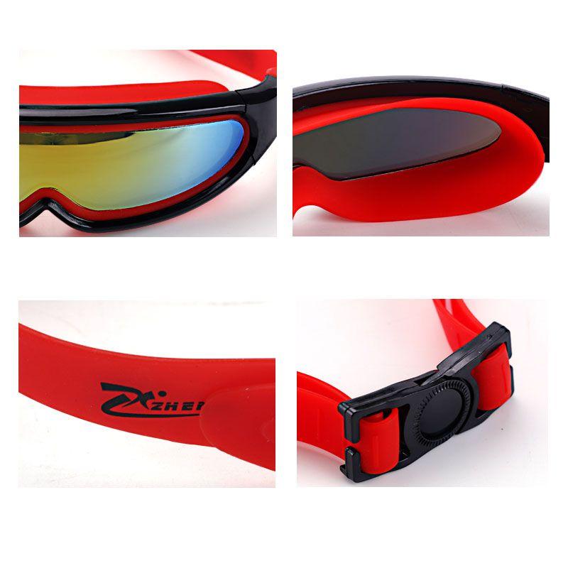 Atacado-novo adulto óculos de natação à prova d 'água anti-fog uv homens mulheres arena de esportes óculos de natação óculos de proteção de água de silicone óculos de natação