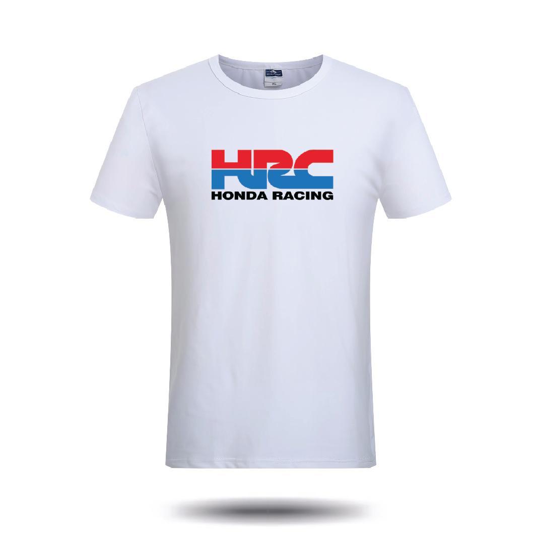 HRC T-shirt De Course Rider Motard Type R Inspiré Top Tee Civic