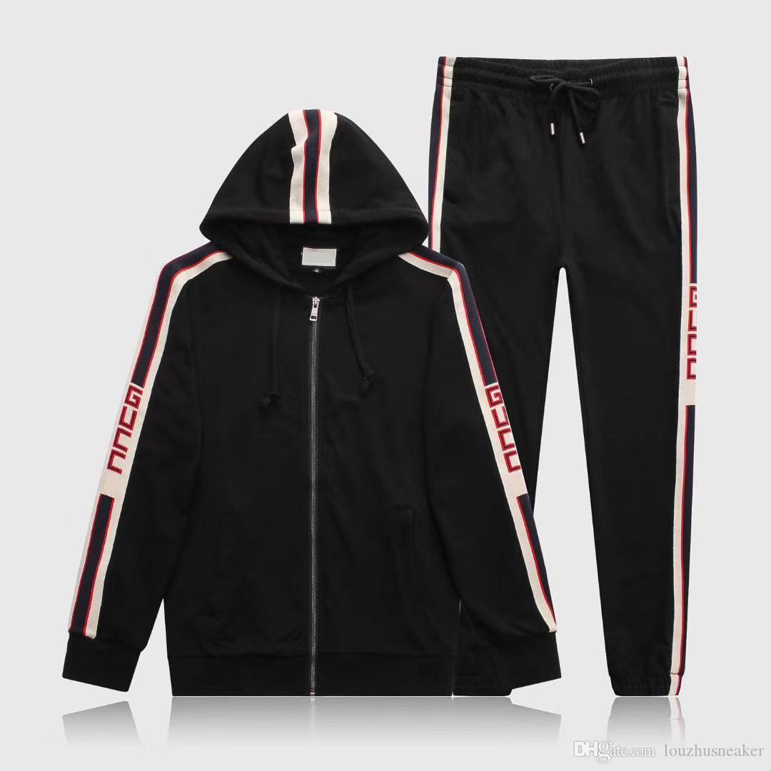 Commercio all'ingrosso autunno e l'inverno top sportivo sportswear donne degli uomini abbigliamento sportivo uomini alti del vestito di incappucciato con cappuccio di alta qualità di