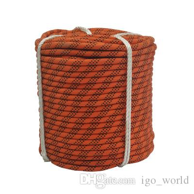 Climbing Ropes 10mm*10m High Quality Polyester Nylon Rope for safety Outdoor Camping Survival Equipment colors options