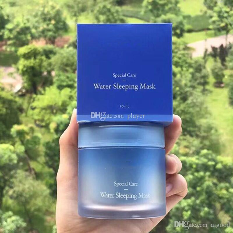 2019 Masque de sommeil hydratant spécial pour les soins de la peau 70 ml Masque hydratant pour le soin de la peau de nuit Masque de sommeil pour le visage 3001379